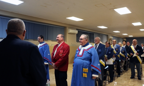 Installation of Officers